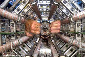 Large Hadron Goatse