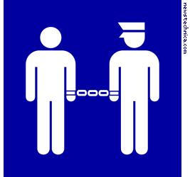 Police toilet