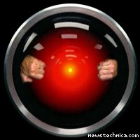 HAL 9000 Goatse