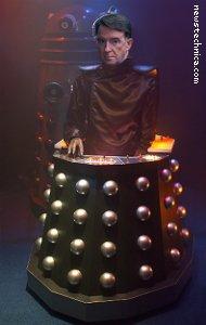 Peter Mandelson as Davros