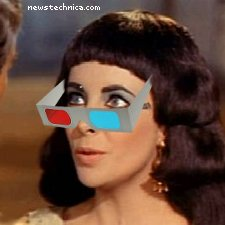 Cleopatra The Musical - in 3-D!