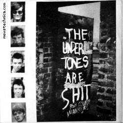 Teenage Kicks EP back cover