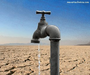 A dripping tap in the broadband desert