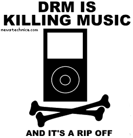 DRM Is Killing Music - And It's A Rip-Off