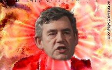 Gordon Brown on strong hallucinogens