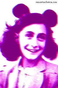 Disney's Diary of Anne Frank in 3D!