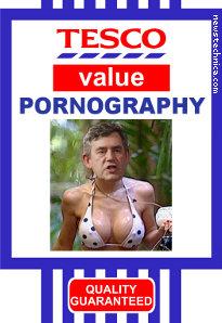 Tesco Value Pornography
