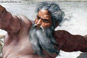 Michelangelo: Sun and Moon creation, Sistine Chapel