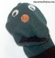 Sock puppet by Carlb
