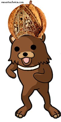 Archbishop Pedobear