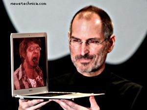Evil Steve Jobs