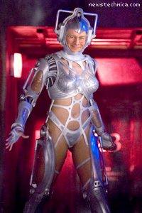 Dick Cheney, Cyberwoman