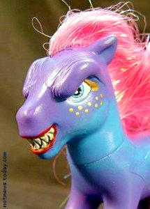 My Little Monster Pony