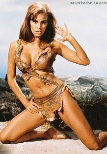 Raquel Welch in One Million Years BC