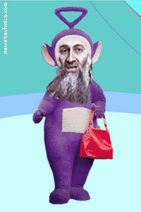Osama bin Tinky Winky