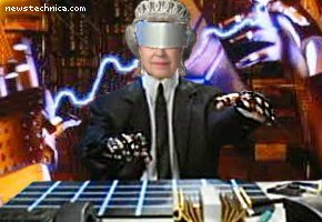 Johnny Mnemonic signs on