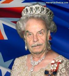 Queen Josef Fritzl of Australia