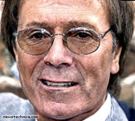 The mouldering corpse of Cliff Richard