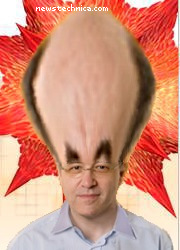 Stephen Wolfram and his Superior Brain