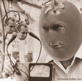 Tomato auditing L. Ron Hubbard