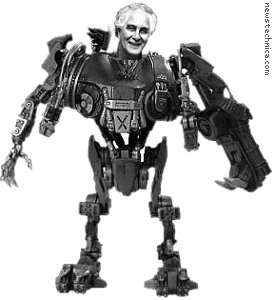 Ronnie Biggs, Killer Robot