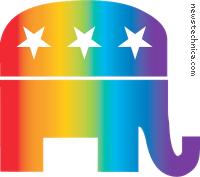 Gay Republican logo