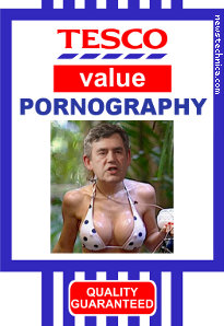 Tesco Value Pornography