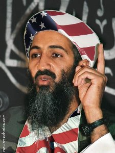 Osama bin Laden, American Patriot