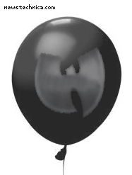 Wu-Tang Clan balloon